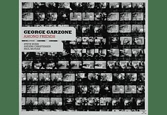 Georg Gazone, Garzone/Kuhn/Christensen/Motian - Among Friends  - (CD)