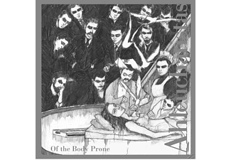 Ahleuchatistas - Of The Body Prone  - (CD)