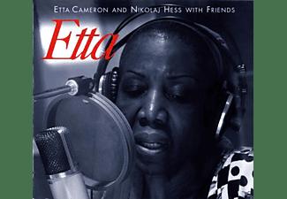 CAMERON,ETTA/HESS,NIKOLAJ - Etta  - (CD)