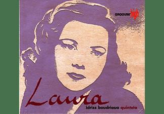 Idriss Boudrioua Quinteto - Laura  - (CD)