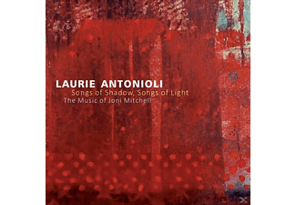Laurie Antonioli - Songs Of Shadow,Songs Of Light: The Music of Joni  - (CD)