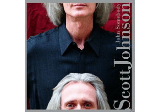 Scott Johnson - John Somebody  - (CD)