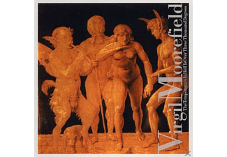 V Moorefield - The Temperature In Hell Is Over THR  - (CD)