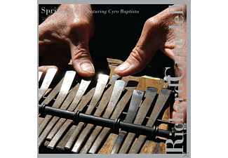 Richard Crandell - Spring Steel  - (CD)