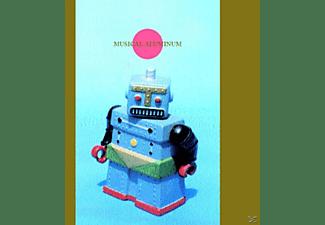 Motor Humming - Musical Aluminum  - (CD)