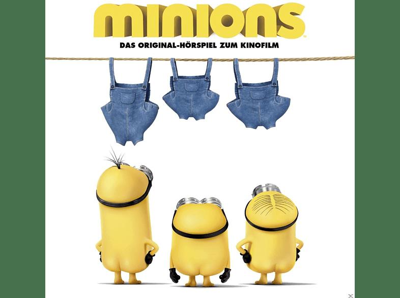 The Minions - Minions-Das Original-Hörspiel Zum Kinofilm - (CD)