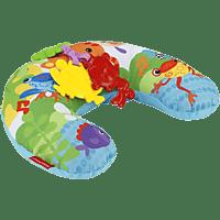 FISHER PRICE CDR52 Rainforest Spielkissen, Mehrfarbig