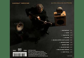 Hazmat Modine - Extra-Deluxe-Supreme  - (CD)