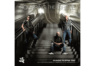 Claudio Trio Filippini - Squaring The Circle  - (CD)