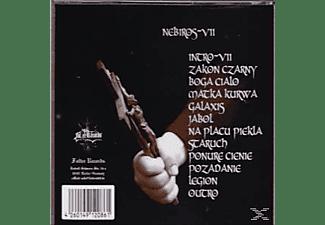 Nebiros - Vii  - (CD)