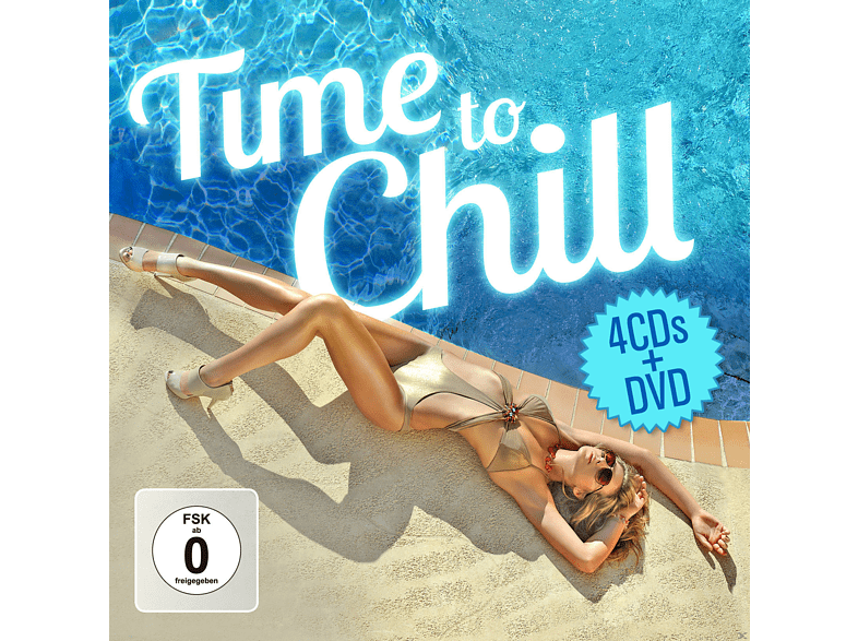 VARIOUS - Time To Chill [CD]