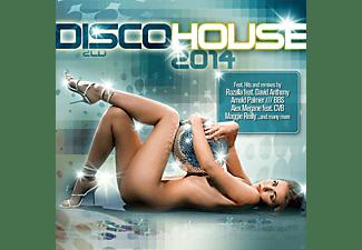 VARIOUS - Disco House 2014  - (CD)