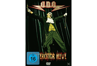 Udo - Mastercutor Alive [DVD]