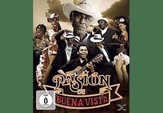 Pasión De Buena Vista - Pasion De Buena Vista-Bluray-Edition  - (Blu-ray)