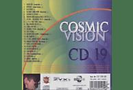 Dj Stefan Egger - Cosmic Vision Cd 19 [CD]