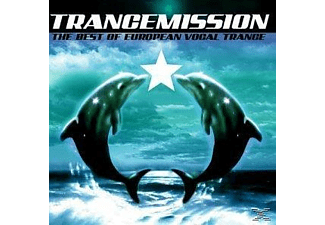 VARIOUS - Trancemission - The Best Of European Vocal Trance  - (CD)