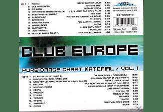VARIOUS - Club Europe  - (CD)
