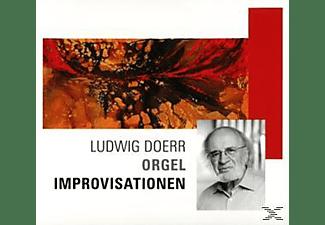 Ludwig Doerr - Orgel Improvisationen  - (CD)