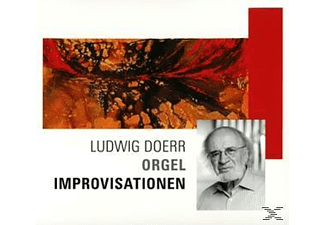 Ludwig Doerr - Orgel Improvisationen - (CD)