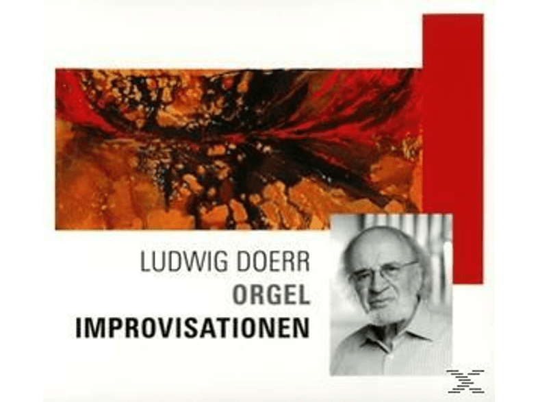 Ludwig Doerr - Orgel Improvisationen [CD]