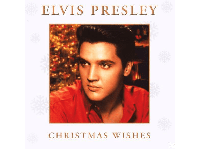 Elvis Presley - Christmas Wishes [CD]