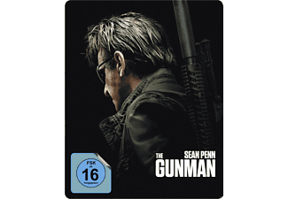 The Gunman (Steel Edition) Blu-ray