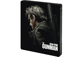 The Gunman Steelbook Edition [Blu-ray]
