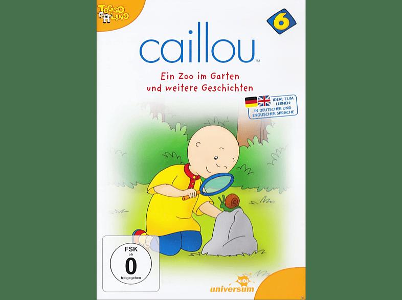 Caillou 6 [DVD]