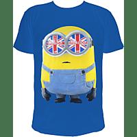 Minions UK T-Shirt Größe M