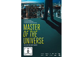 Master of the Universe DVD