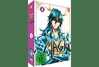 Magi - The Kingdom of Magic - DVD Box 4 [DVD]