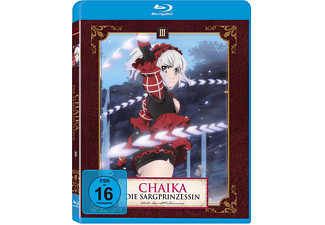 Chaika Vol.3 - (Blu-ray)