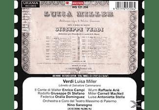 Campi/Die Stefano/Dominguez/Stella/MacNeil/Arie/+ - Luisa Miller  - (CD)