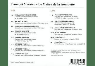 Maurice Andre-Le Maitre de la trompette