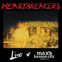 The Heartbreakers - Live At Max's Kansas City Vol.1 & 2 (Colored 2lp) [Vinyl]