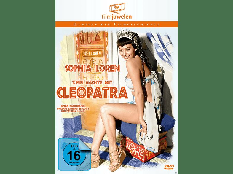 Zwei Nächte mit Cleopatra - Cinema Classic Edition [DVD]