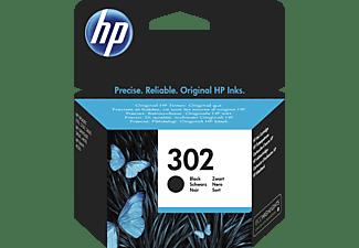 HP Tintenpatrone Nr. 302 Schwarz (F6U66AE)