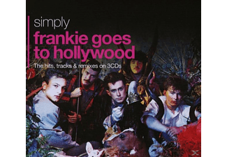 Frankie Goes To Hollywood - Simply Frankie Goes To.. - (CD)