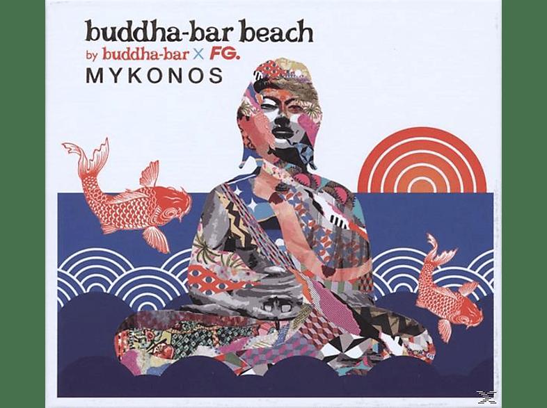 VARIOUS - Buddha Bar Beach-Mykonos [CD]