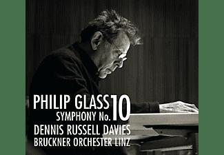 Bruckner Orchester Linz - Sinfonie 10/Konzertouvertüre (2012)  - (CD)