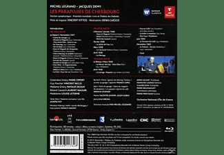 DESSAY,NATALIE/LEGRAND,MICHEL - Les Parapluies De Cherbourg  - (Blu-ray)