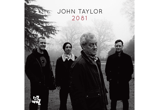 Taylor John - 2081  - (CD)