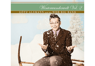 Götz Alsmann, Die Wdr Big Band - Winterwunderwelt 2  - (CD)