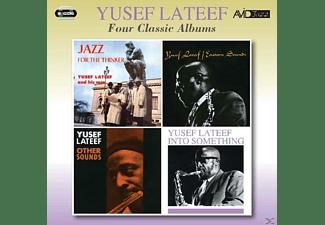 Yusef Lateef - 4 Classic Albums  - (CD)
