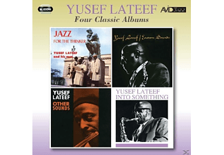 Yusef Lateef - 4 Classic Albums - (CD)