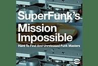 VARIOUS - Super Funk's Mission Impossible [Vinyl]
