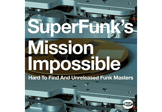 VARIOUS - Super Funk's Mission Impossible  - (Vinyl)