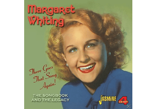 Margaret Whiting - THERE GOES THAT SONG AGAIN  - (CD)