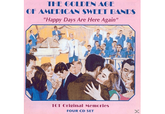 VARIOUS - Golden Age Of Amercan Sweet Bands  - (CD)