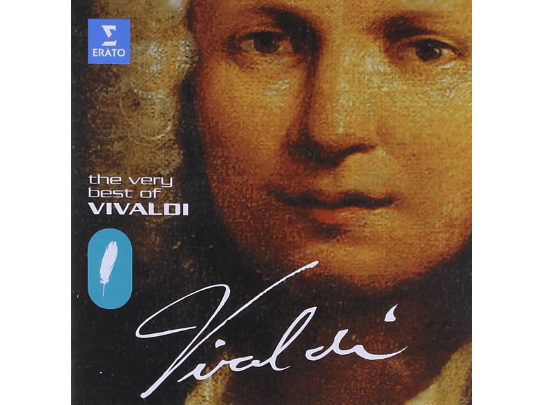 VARIOUS - The Very Best Of Vivaldi [CD]
